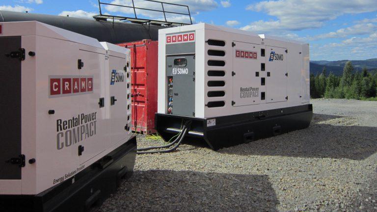 Cramo generators