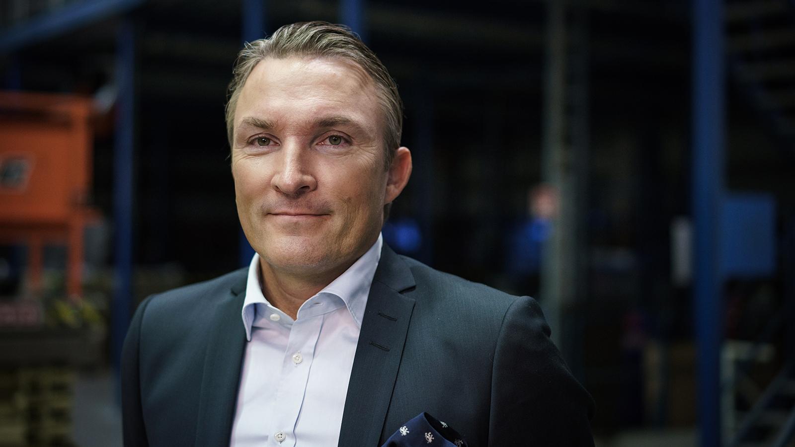 Leif Gustafsson, CEO Cramo Group