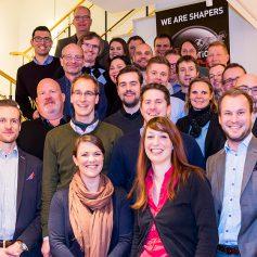 Cramo Innovation Team, Tomi Sundberg (Innovations Director) and Leif Gustafsson, CEO
