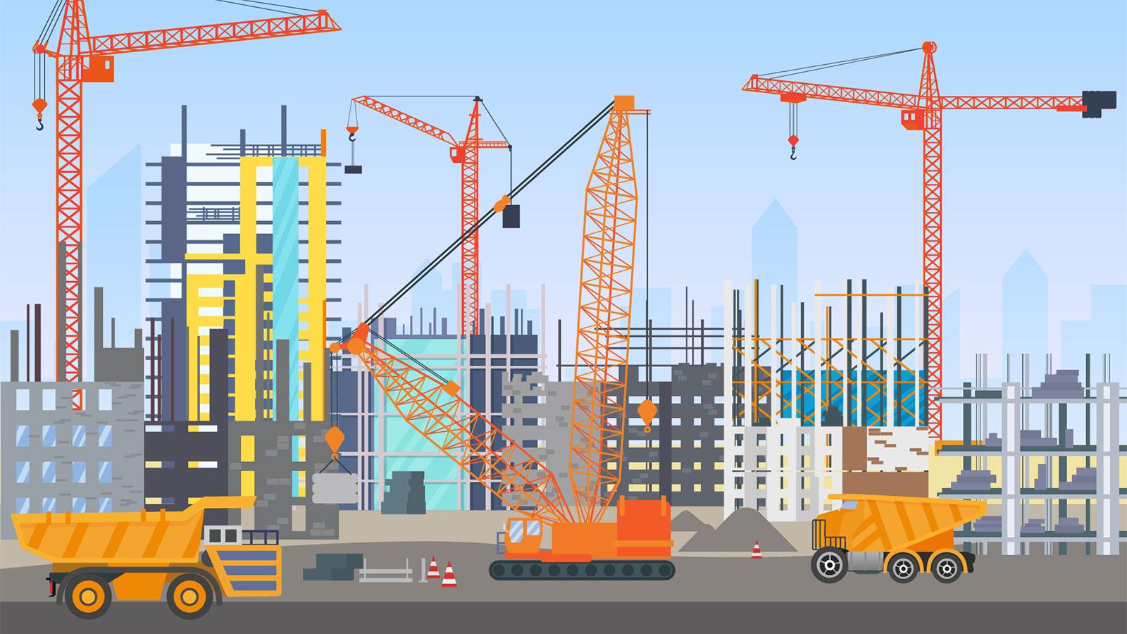 Construction logistics undergoing innovation – Cramo Group
